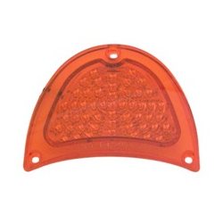 57 Taillight Lens Red (LED)