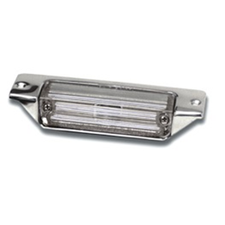 57 License Plate Light Assembly (Foreign)