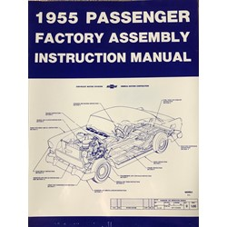 1955 Car Assembly Manual